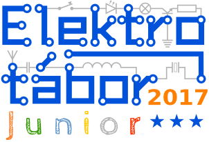 Elektrotábor JUNIOR logo